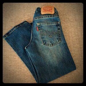 Boys Levi's - 511 Slim - Size 6